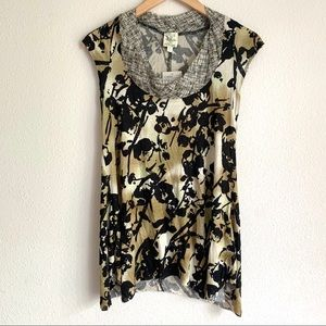 NWT Anthropologie Weston wear sleeveless top